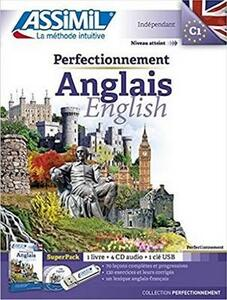 Perfectionnement anglais. Con 4 CD Audio