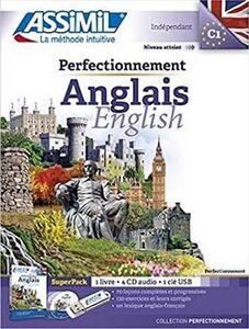 Libro Perfectionnement anglais. Con 4 CD Audio Anthony Bulger
