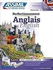 Perfectionnement anglais. Con 4 CD Audio. Con USB formato MP3