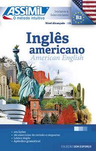 Foto Cover di Inglês americano. Con 4 CD Audio. Con USB formato MP3, Libro di David Applefield, edito da Assimil Italia