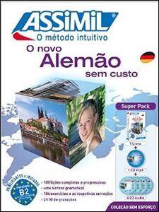 Libro Novo alemão sem custo. Con 4 CD Audio. Con CD Audio formato MP3 (O) Hilde Schneider