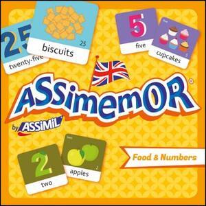 Food and numbers - copertina