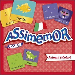 Libro Animali e colori