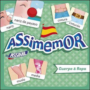 Foto Cover di Cuerpo y ropa, Libro di  edito da Assimil Italia