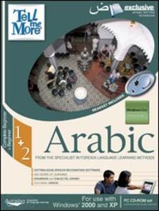 Tell me more 5.0. Arabo. Livello 1 (base-intermedio). CD-ROM - copertina