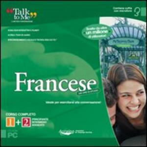 Talk to me 7.0. Francese. Kit 1-2. CD-ROM