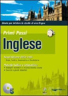Primi passi. Inglese. Principianti. CD-ROM.pdf