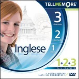 Tell me more 9.0. Inglese. Kit 1-2-3. CD-ROM - copertina