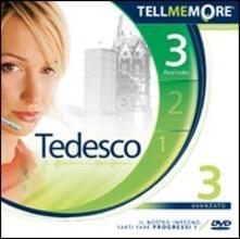 Daddyswing.es Tell me more 9.0. Tedesco. Livello 3 (avanzato). CD-ROM Image
