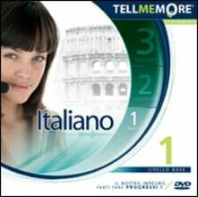 Nicocaradonna.it Tell me more 9.0. Italiano. Livello 1 (base). CD-ROM Image