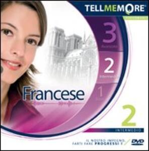 Tell me more 9.0. Francese. Livello 2 (intermedio). CD-ROM
