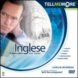 Tell me more 9.0. Inglese. Business. CD-ROM - copertina