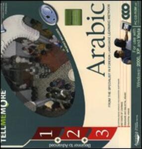 Tell me more. Arabic. Kit 1-2-3 CD-ROM - copertina