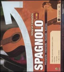 Integral completo. Spagnolo. Kit 4 CD-ROM, 1 CD audio - copertina