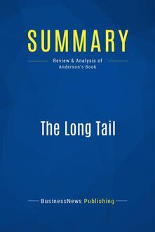 Summary: The Long Tail