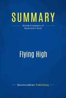 Summary: Flying High