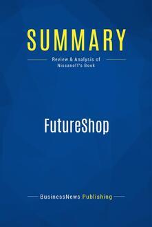 Summary: FutureShop