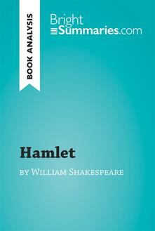 Hamlet by William Shakespeare (Book Analysis)