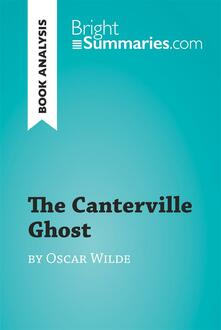 The Canterville Ghost by Oscar Wilde (Book Analysis)