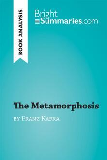 Metamorphosis by Franz Kafka (Book Analysis)