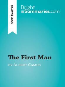The First Man by Albert Camus (Book Analysis)