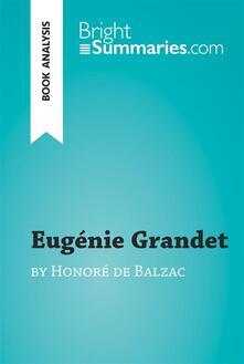 Eugénie Grandet by Honoré de Balzac (Book Analysis)