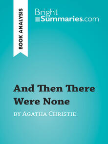 And Then There Were None by Agatha Christie (Book Analysis)