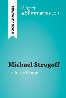 Michael Strogoff by Jules Verne (Book Analysis)
