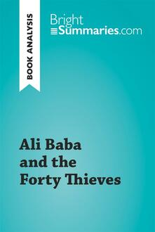 Ali Baba and the Forty Thieves (Book Analysis)
