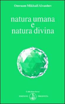 Antondemarirreguera.es Natura umana e natura divina Image