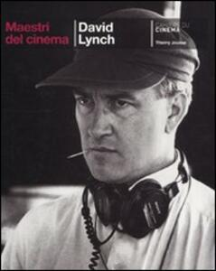 David Lynch - Thierry Jousse - copertina