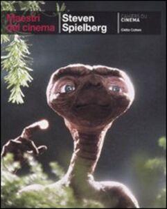 Foto Cover di Steven Spielberg, Libro di Clélia Cohen, edito da Cahiers du Cinema