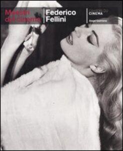 Libro Federico Fellini Àngel Quintana