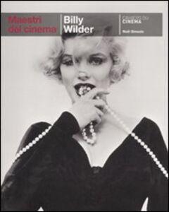 Libro Billy Wilder Noël Simsolo