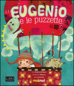 Libro Eugenio e le puzzette. Libro sonoro. Libro pop-up Giancarlo Macrì , Le Khoa , Sam Ita