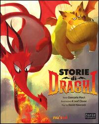 Storie di draghi. Libro sonoro e pop-up