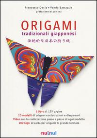 Origami tradizionali giapponesi