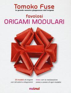 Favolosi origami modulari - Tomoko Fuse - copertina