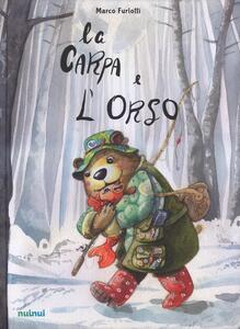 La carpa e l'orso - Marco Furlotti - copertina