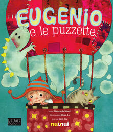 Eugenio e le puzzette. Libro sonoro. Libro pop-up. Ediz. illustrata.pdf