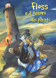 Promoartpalermo.it Floss e il tesoro dei pirati. Ediz. a colori Image