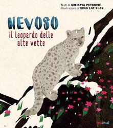 Nicocaradonna.it Nevoso. Il leopardo delle alte vette. Ediz. a colori Image