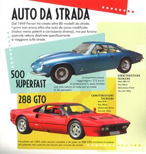 Fantastiche Ferrari di carta. Ediz. a colori - David Hawcock - 2