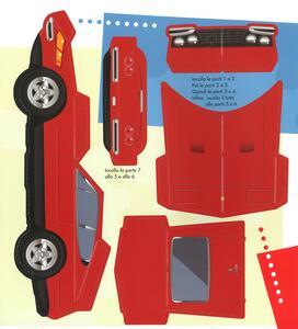 Fantastiche Ferrari di carta. Ediz. a colori - David Hawcock - 3