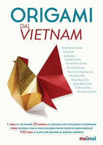 Origami dal Vietnam. Con Materiale a stampa miscellaneo. Con Contenuto digitale per download e accesso on line - copertina
