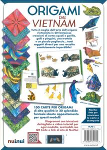 Origami dal Vietnam. Con Materiale a stampa miscellaneo. Con Contenuto digitale per download e accesso on line - 2