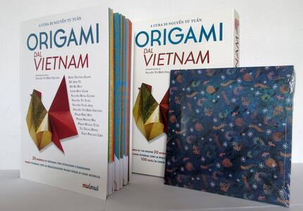 Origami dal Vietnam. Con Materiale a stampa miscellaneo. Con Contenuto digitale per download e accesso on line - 3