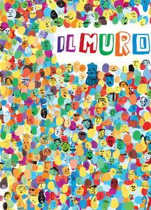 Il muro. Ediz. a colori - Giancarlo Macrì,Carolina Zanotti,Mauro Sacco - copertina