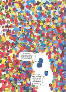 Il muro. Ediz. a colori - Giancarlo Macrì,Carolina Zanotti,Mauro Sacco - 2