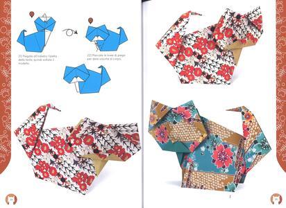 Gatti in origami. Con video tutorial - 5